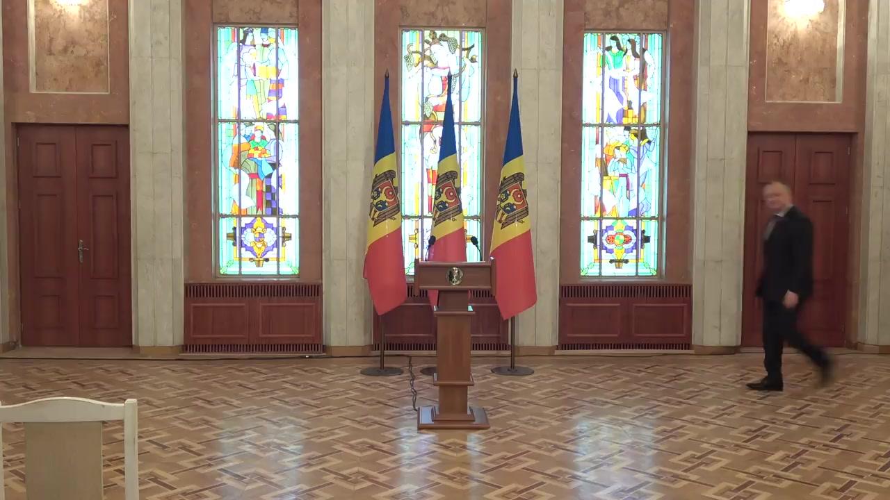 Apelul special a Președintelui Republicii Moldova, Igor Dodon, către cetățenii țării cu privire la desfășurarea campaniei electorale pentru alegerile Parlamentului Republicii Moldova