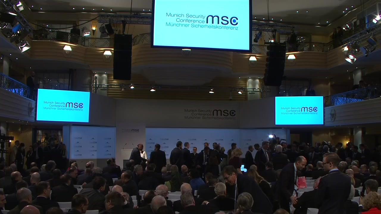 Cea de-a 55-a Conferință pentru Securitate de la München