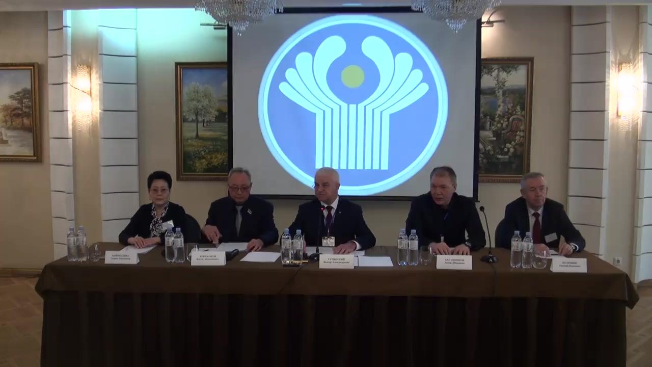 Conferință de presă susținută de observatorii internaționali din partea CSI privind desfășurarea alegerilor parlamentare și a referendumului republican consultativ din 24 februarie 2019