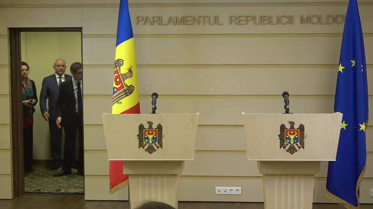 Conferință de presă organizată de Blocul ACUM privind acțiunile ulterioare ale blocului