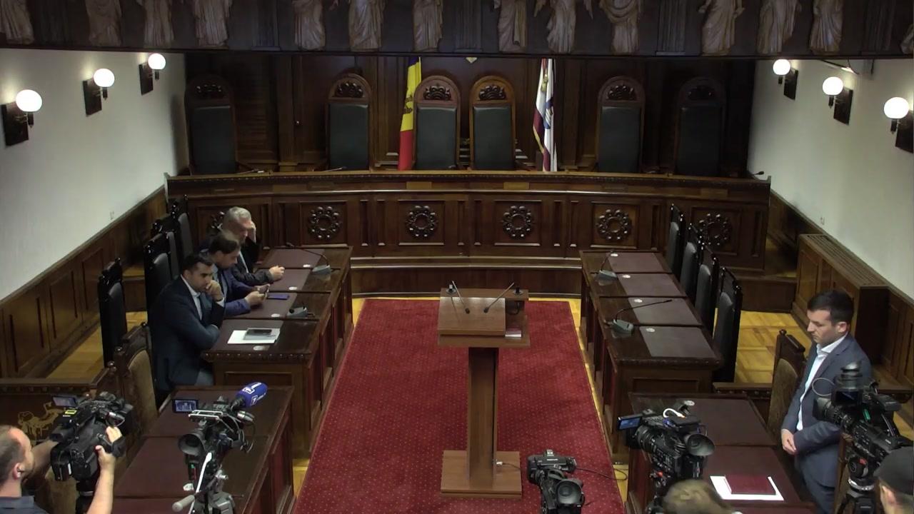 Hotărârea Curții Constituționale de revizuire a actelor Curții Constituționale din perioada 7-9 iunie 2019