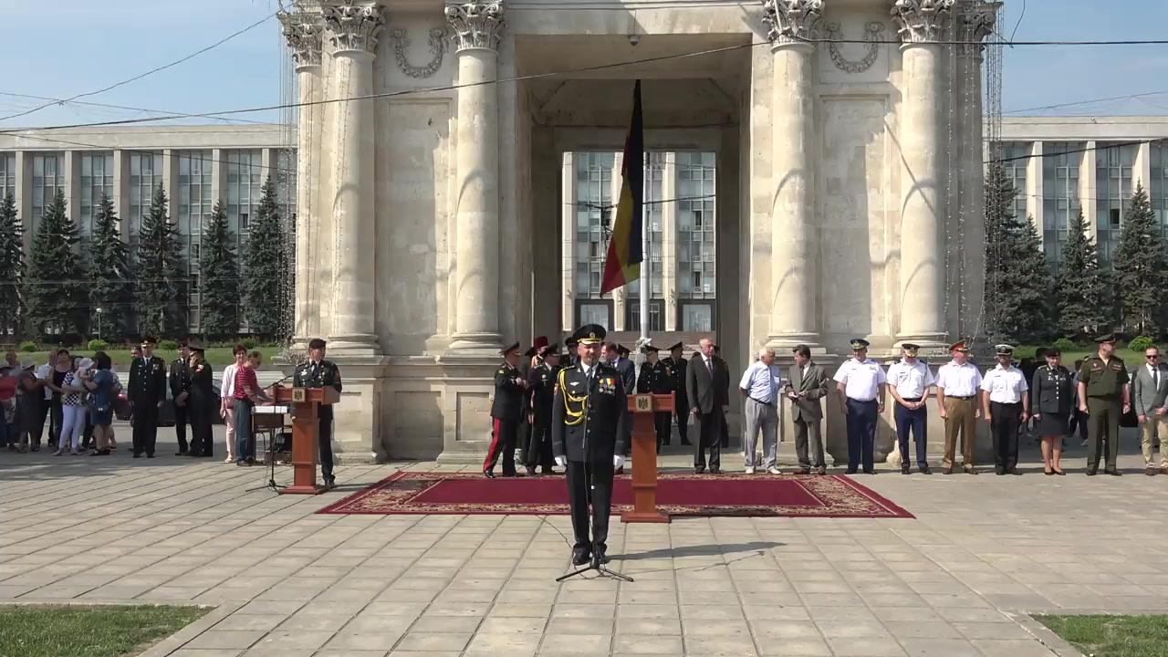 Ceremonia de absolvire a Academiei Militare 2019