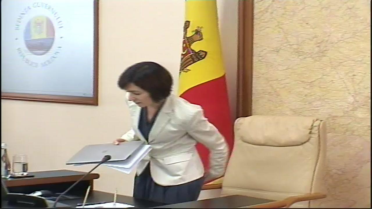 Ședința Guvernului Republicii Moldova din 24 iunie 2019