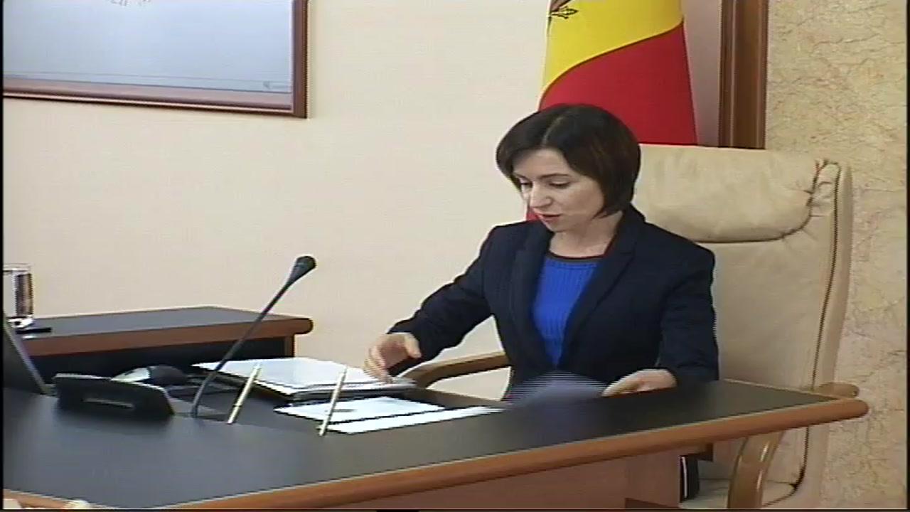Ședința Guvernului Republicii Moldova din 10 iulie 2019