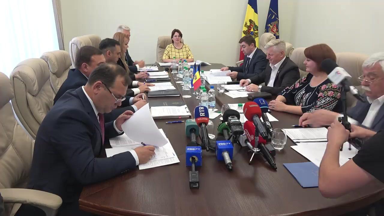 Ședința Consiliului Superior al Procurorilor din 10 iulie 2019