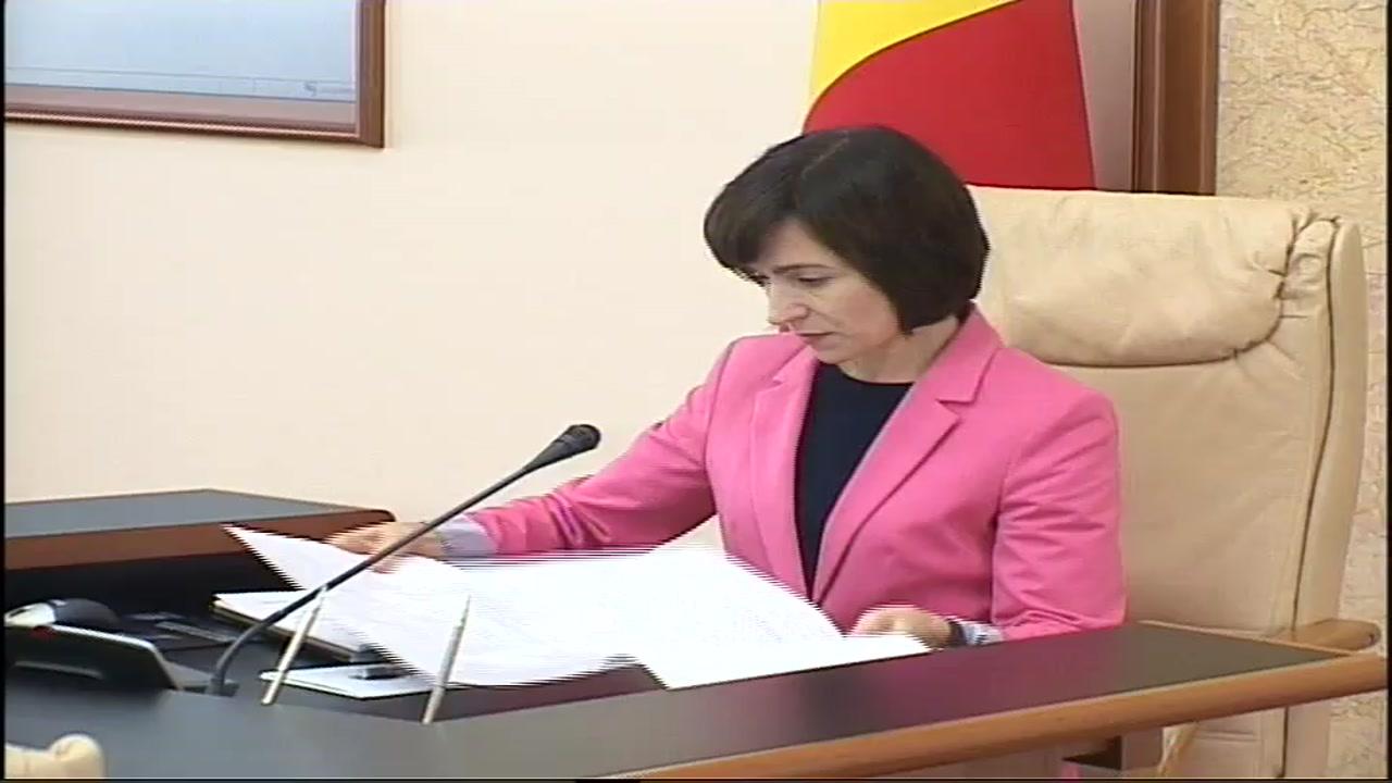 Ședința Guvernului Republicii Moldova din 18 iulie 2019