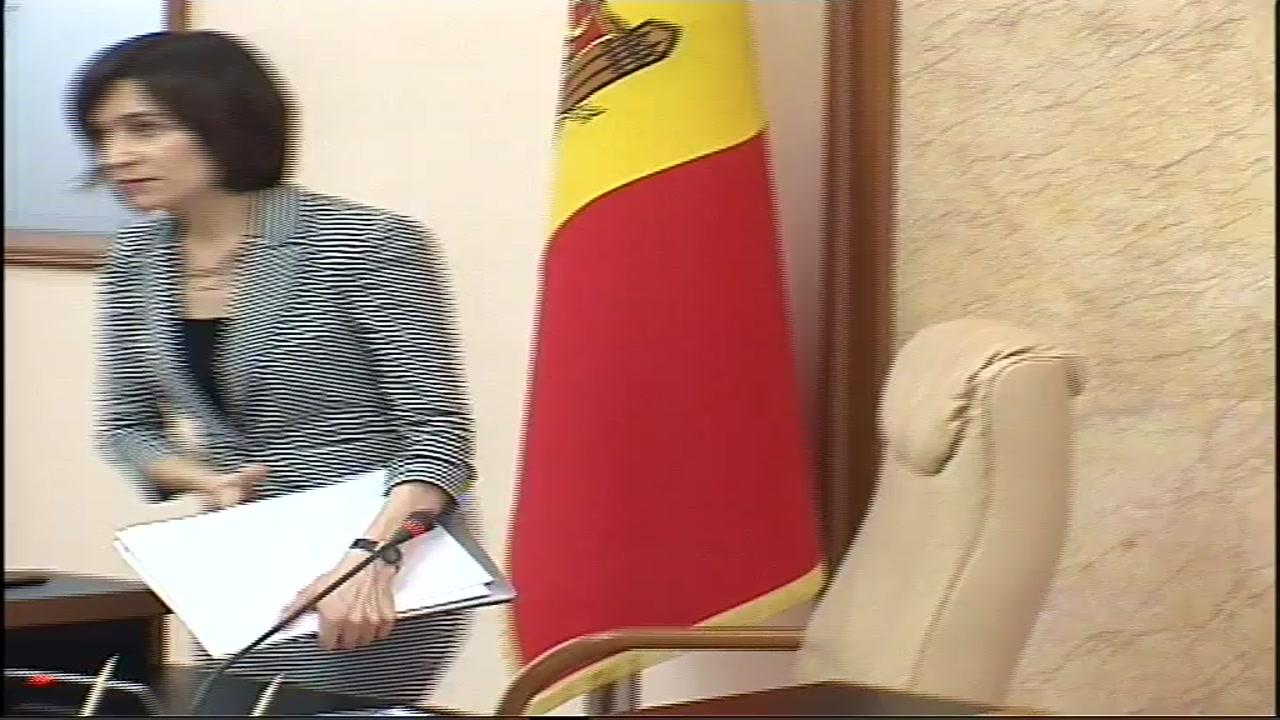 Ședința Guvernului Republicii Moldova din 26 iulie 2019