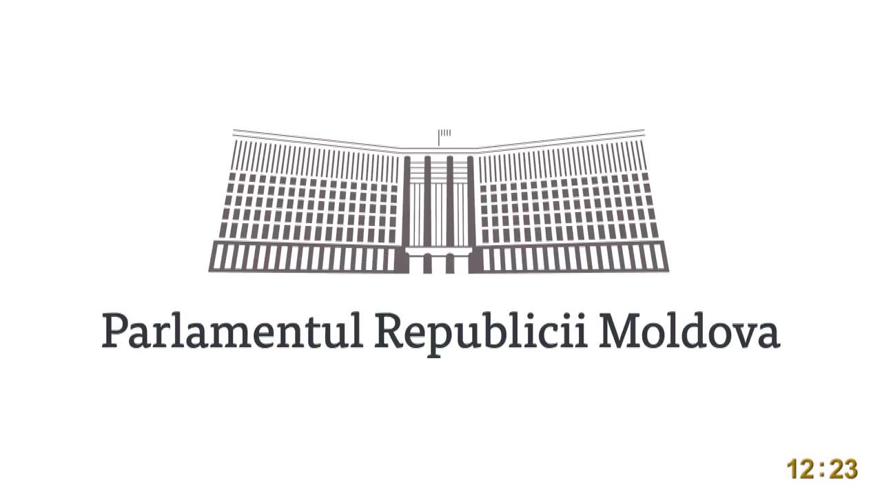 Ședința Parlamentului Republicii Moldova din 31 iulie 2019