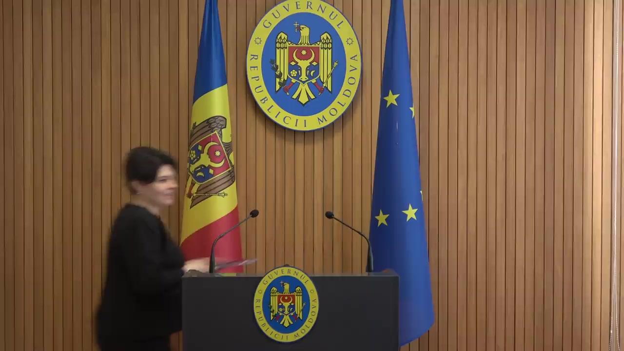 Declarații după ședința Guvernului Republicii Moldova din 14 august 2019
