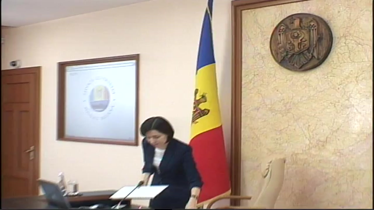 Ședința Guvernului Republicii Moldova din 21 august 2019