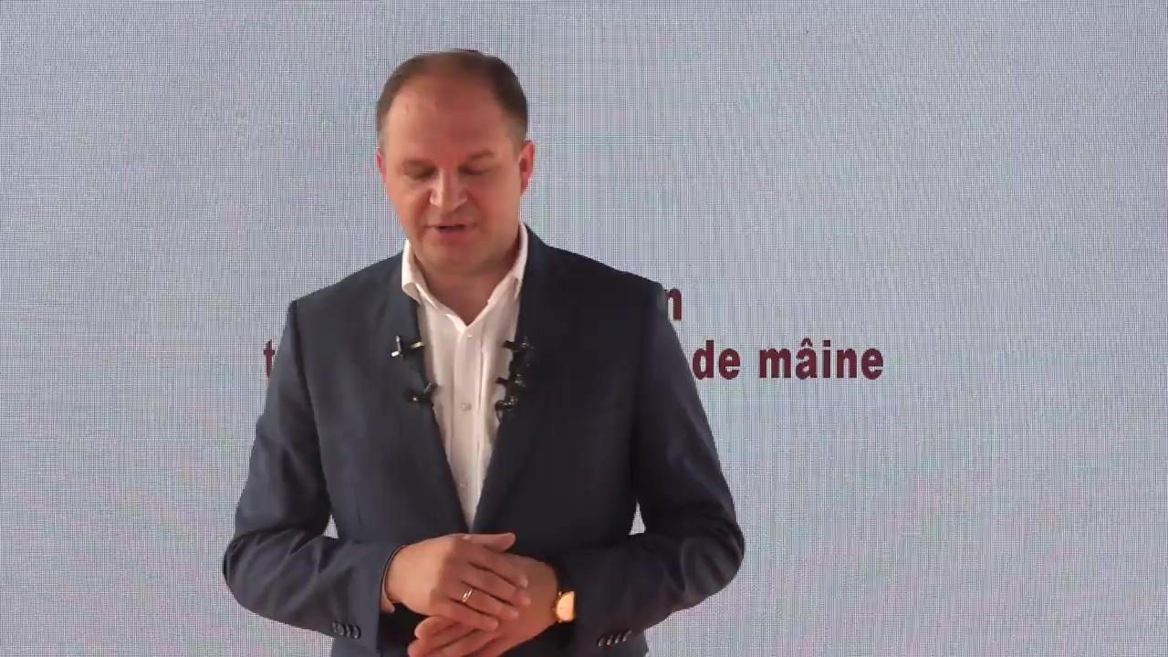 """Conferință de presă susținută de candidatul Ion Ceban cu tema """"Grădinițe moderne și accesibile pentru fiecare copil"""""""