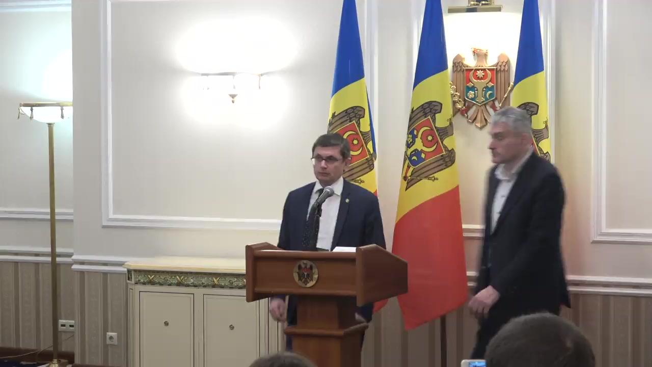 Declarația reprezentanților Blocului ACUM după întrevederea cu Președintele Republicii Moldova, Igor Dodon