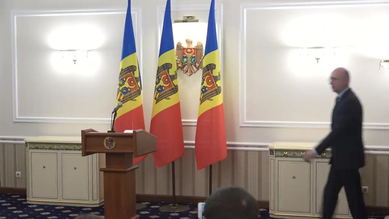 Declarația reprezentanților PDM după întrevederea cu Președintele Republicii Moldova, Igor Dodon
