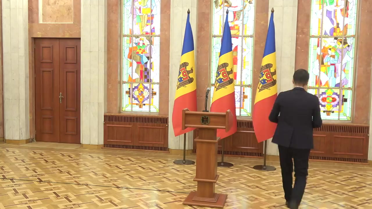 Declarațiile Ministrului Justiției, Fadei Nagacevschi, după ședința Consiliului Suprem de Securitate din 4 decembrie 2019