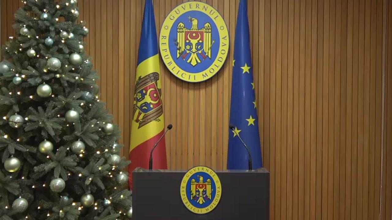 Declarații după ședința Guvernului Republicii Moldova din 27 decembrie 2019