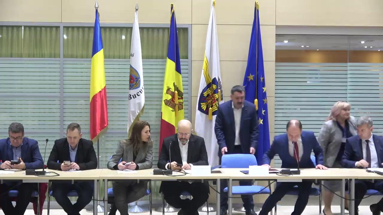 Ședința Consiliului Municipal Chișinău din 15 ianuarie 2020