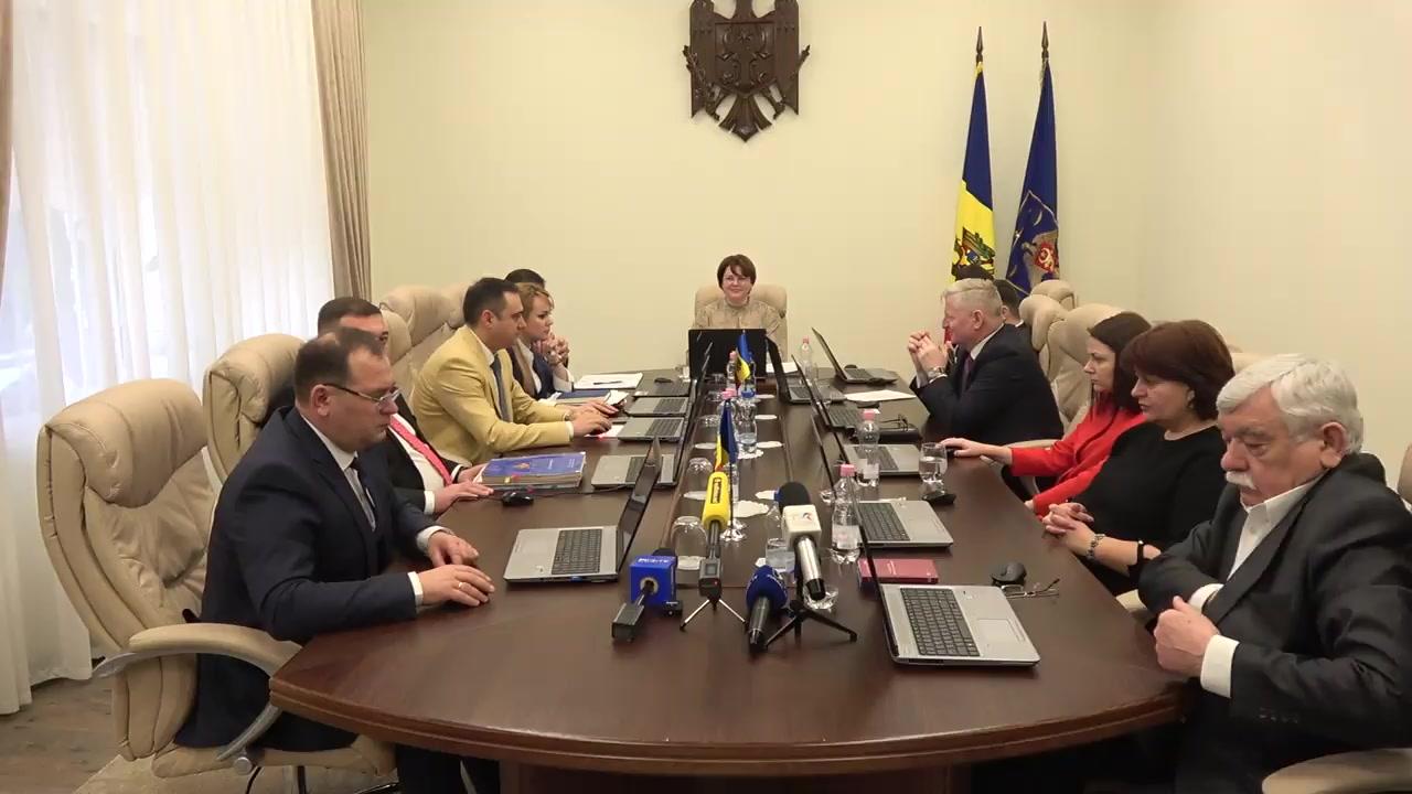 Ședința Consiliului Superior al Procurorilor din 23 ianuarie 2020