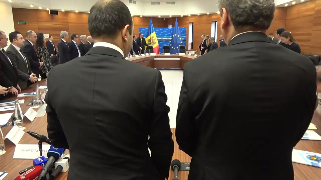 Ședința lărgită a Colegiului Ministerului Afacerilor Externe și Integrării Europene