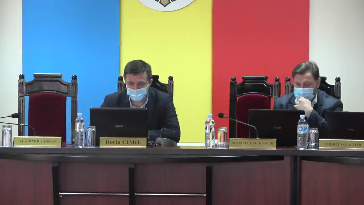 Ședința Comisiei Electorale Centrale din 2 iunie 2020