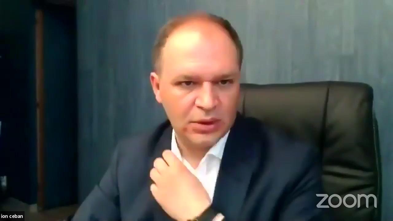 Ședința săptămânală a serviciilor primăriei Chișinău din 1 iunie 2020