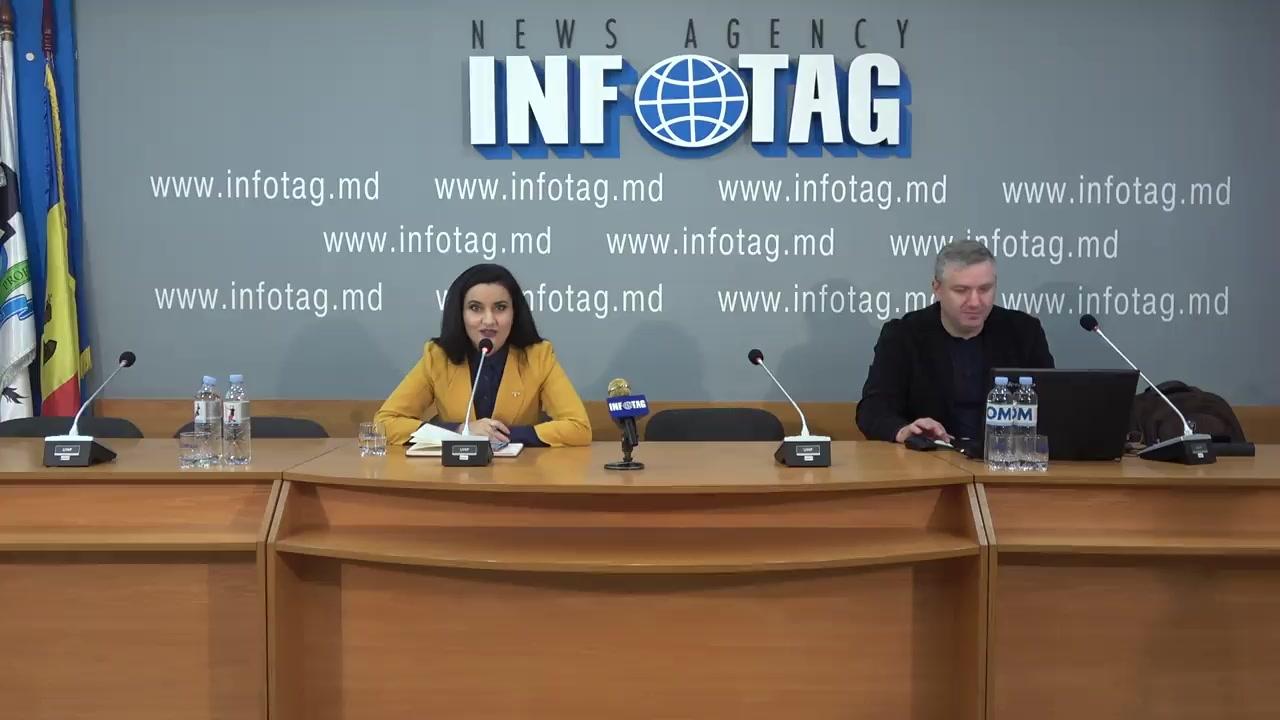 """Conferință de presă organizată de canalul de televiziune TVC 21 cu tema """"Prezentarea sondajului social-politic realizat de Fondul Opiniei Publice """"FOP"""" la solicitarea canalului de televiziune TVC 21"""""""