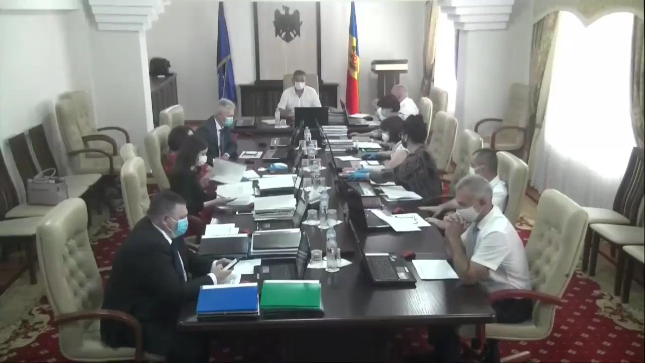 Ședința Consiliului Superior al Magistraturii din 30 iunie 2020