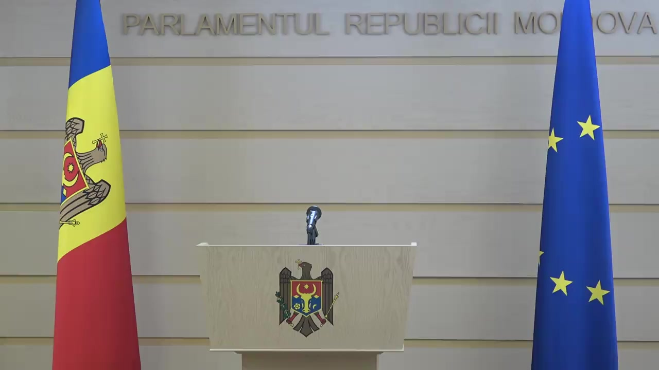 Conferință de presă a reprezentanților Fracțiunii PSRM