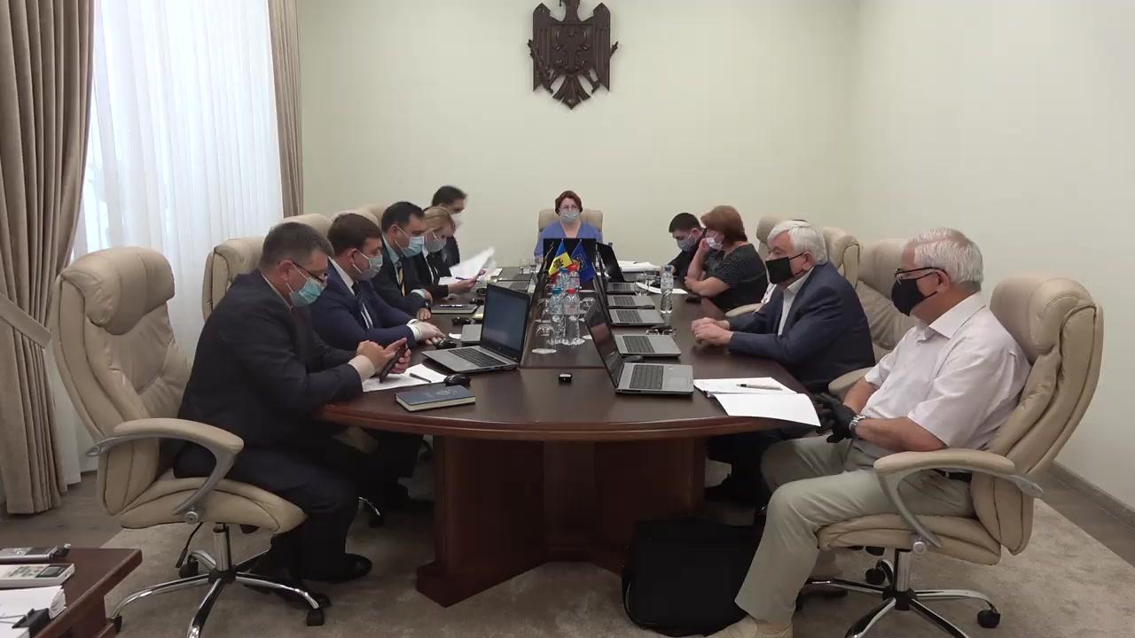 Ședința Consiliului Superior al Procurorilor din 3 iulie 2020
