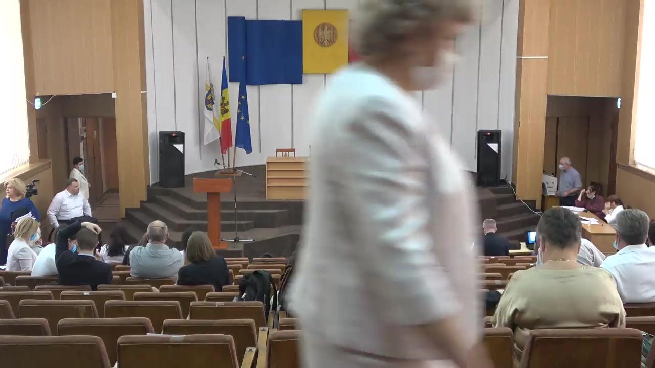 Ședința Consiliului Municipal Chișinău din 14 iulie 2020