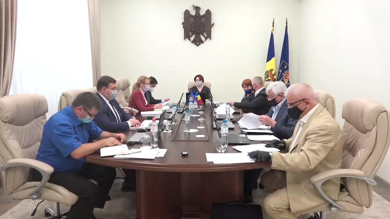 Ședința Consiliului Superior al Procurorilor din 24 iulie 2020