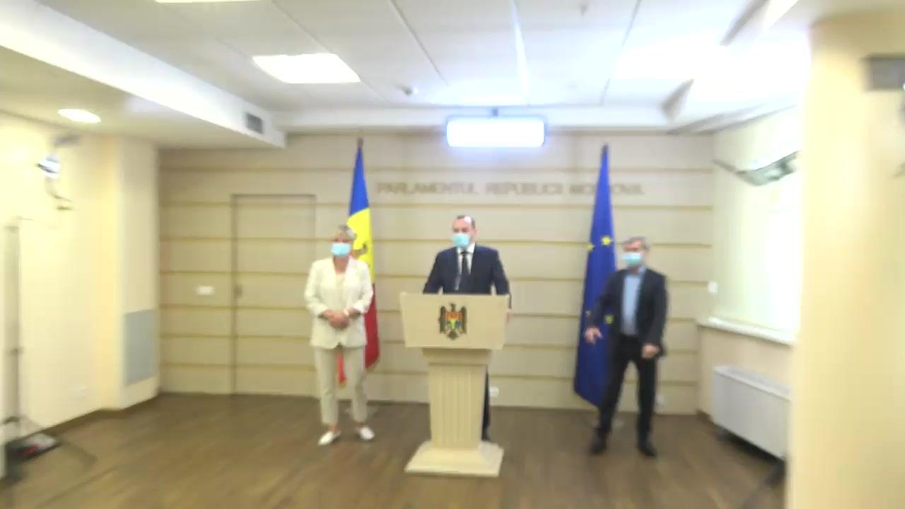 Declarația fracțiunii Partidului Socialiștilor din Republica Moldova după discuțiile PDM-PAS-PSRM-PPPDA
