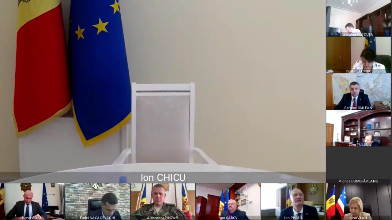 Ședința Guvernului Republicii Moldova din 30 septembrie 2020