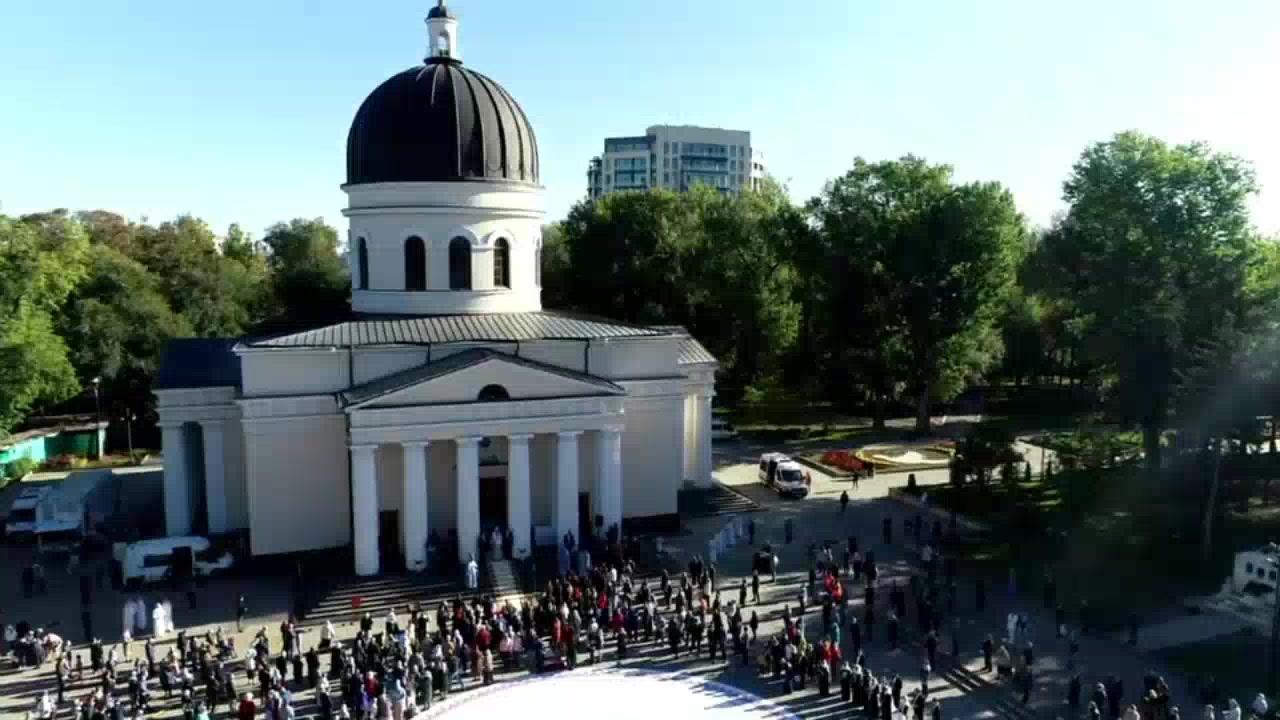"""Inaugurarea Sărbătorii """"HRAMUL ORAȘULUI CHIȘINĂU"""""""