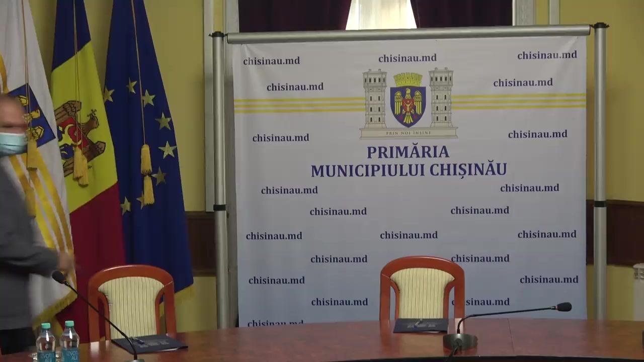 Semnarea Acordului trilateral între Primăria Municipiului Chișinău – Agenția Servicii Publice – Agenția Proprietății Publice