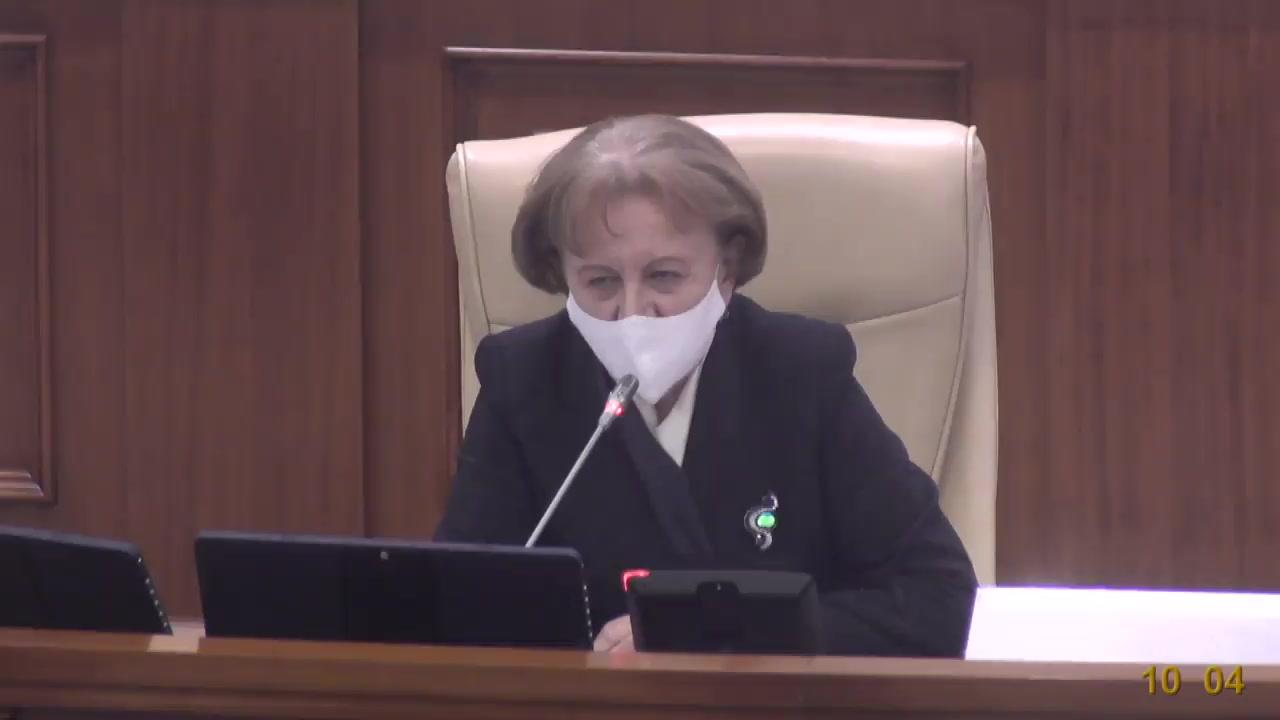 Ședința Parlamentului Republicii Moldova din 19 noiembrie 2020