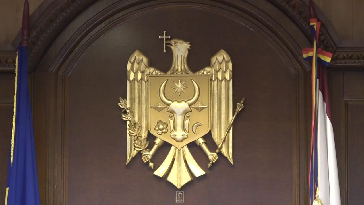 Ședința Curții Constituționale referitoare la sesizările privind controlul constituționalității Hotărârii Guvernului cu privire la propunerea declarării stării de urgență nr. 43 din 30 martie 2021 și a Hotărârii Parlamentului privind declararea stării de
