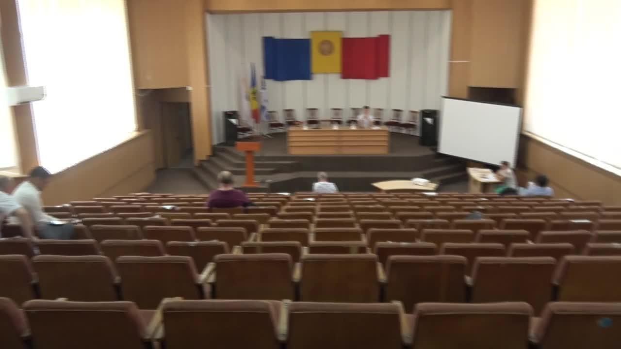 Ședința Consiliului Municipal Chișinău din 29 iulie 2021