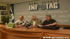 Partidul Ecologist Alianta Verde - Lansarea unei declaratii despre situația politică in Republica Moldova după decizia CC din 8 septembrie 2009