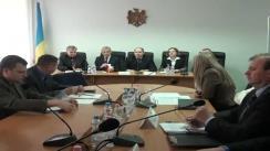 Ședința ANRE privind ajustarea tarifelor la energia electrică