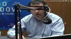 """Radio Moldova. """"Viața Publică"""". Invitat - Eugen Carpov"""