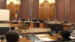"""Dezbatere pe tema redobândirii cetățeniei române, în cadrul căreia lansează și studiul """"Redobândirea cetățeniei române: perspective istorice, comparative și aplicate"""""""