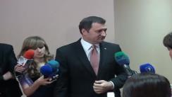 Declarațiile lui Vlad Filat după ședința de lucru cu vinificatorii din 2 mai 2012
