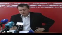 Partidul Comuniștilor din Republica Moldova - Rezultatele audierelor în Parlamentul European a situației din Republica Moldova
