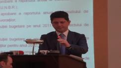 Discursul ministrului Justiției, Titus Corlățean, în cadrul Congresului Avocaților