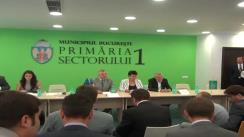 Ședința de validare a Consiliului Local Sector 1