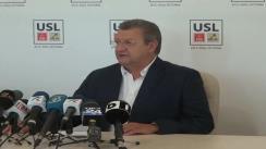 Conferință de presă susținută de deputatul PSD, Bogdan Niculescu Duvăz