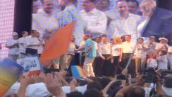 Discursul lui Traian Băsescu la Mitingul organizat de PD-L