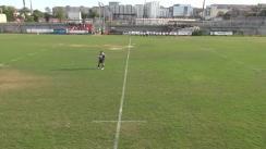 Meciul de Rugby dintre Dinamo-CSM Bucuresti