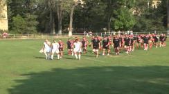 Meciul de Rugby dintre CSO Pantelimon vs CSUV Arad