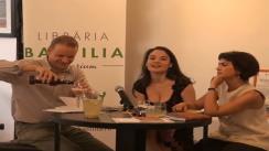 """Voyage, Voyage"" by Nadine Vladescu. Praga, cu Laura Albulescu și Rene Kubasek"